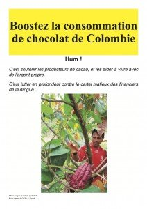 Booster la consommation de chocolat Colombien
